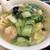 張広東飯店 桜園 - 料理写真:えびそば