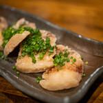 豚小家 - 料理写真:2021.10 岩中豚の唐揚げ(638円)
