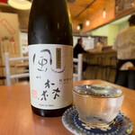 160264969 - 日本酒が豊富でした