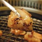 焼肉処 東風 - 和牛プリプリホルモン 662円