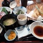 天晴 - 天晴定食 980円(税別)