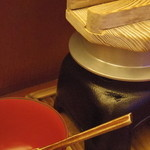 とんかつ懐石 こざくら - 鶏釜飯(白)