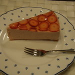 Tea&Cake Grace - いちごのムース