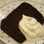 Tea&Cake Grace - チョコレートシフォン