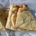 サロジャス - ナンセット(挽肉、卵、チーズ \400)