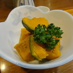 葉隠 - かぼちゃ煮