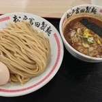 松戸富田製麺 - つけ味玉そば(¥900)11/18/2012