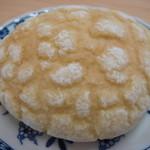 有のパン - メロンパン(90円)普通