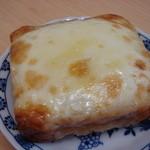 有のパン - クロックムッシュ(320円)うまい