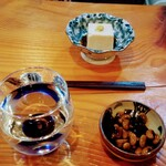 蕎麦倶楽部 佐々木 - 料理写真:蕎麦前もいいでしょ?