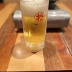 160321282 - サッポロクラシック生(中)(750円)