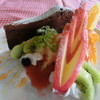 Dainingukyuuichini - 料理写真:デザート盛り合わせです!