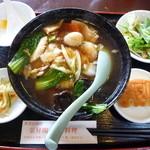 香港料理 栄昇閣 - 五目そばセット