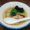 麺宿 志いな - 料理写真:潮そば850円