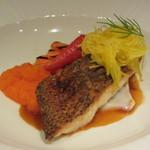 レストランパトリー - 胡椒鯛
