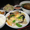 台湾料理 昇龍 - 料理写真:ランチセット