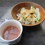 くるみの実 - サラダ&スープ