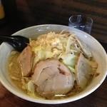 麺屋 愛0028 - チャーシュー麺
