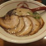 麺也オールウェイズ - チャーシューラーメン