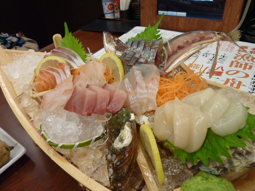 海鮮 漁師の台所