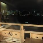 kyouryouriuryuu - お店から見える加茂川