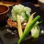 山本のハンバーグ - おろしハンバーグ