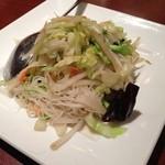 16039703 - 野菜炒め