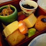 1604071 - ☆旬菜弁当の八寸(*^。^*)☆
