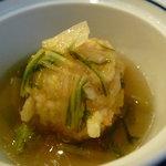 1604113 - ☆鯛の子芋饅頭の野菜あんかけ(^v^)☆
