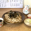 一玄 - 料理写真:・ざる(のりがけ) 780円/税込