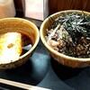 壬生 - 料理写真:とろろ肉そば