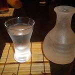 舞桜 - ドリンク写真:八海山 純米酒