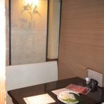 舞桜 - 内観写真:小人数用の個室