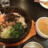 Yoshidaya - 料理写真:石焼きビビンバ定食(定食はスープ付きみたいです)