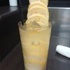 立ち呑み処 ふくふく - 料理写真:氷結丸ごとレモンサワー