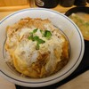 かつや - 料理写真:カツ丼(松)
