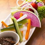 キリンシティ - 彩り野菜のスティックサラダ