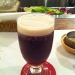 横浜チーズカフェ - ハーフ&ハーフ 450円