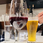 カロッツァ - ワインだけど、ソフトドリンクな赤