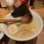 なご家 - 料理写真:名古屋コーチン 白湯らーめん