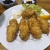 しいはし食堂 - 料理写真:大船渡赤崎産の高級な牡蠣使用