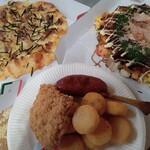 ピザポケット - 料理写真:照焼チキングルメ