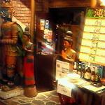 タイレストラン 沌 - 店入り口