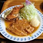 160460159 - 「コンビ定食」