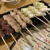 もつ焼き 肉の佐藤 - 料理写真:串焼き盛り合わせ