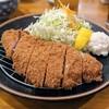 Sankyuusan - 料理写真:上豚ロースカツ定食
