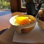 五木茶屋 - 黄金の玉子丼