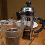Cafe r - Cafe r (カフェ・アール) オリジナルブレンドコーヒー by 「あなたのかわりに・・・」 http://anakawa.blog77.fc2.com/