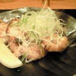 1605418 - 地鶏の塩焼き