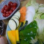 炭火焼肉 やまもと - やまもと・焼き野菜